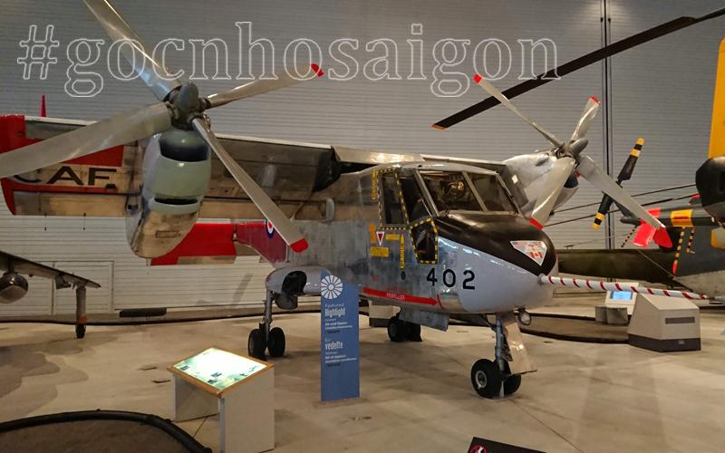 Canadair CL-84-1 Dynavert